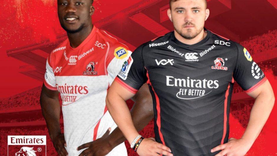 Emirates Lions revela las camisetas de Canterbury Super Rugby