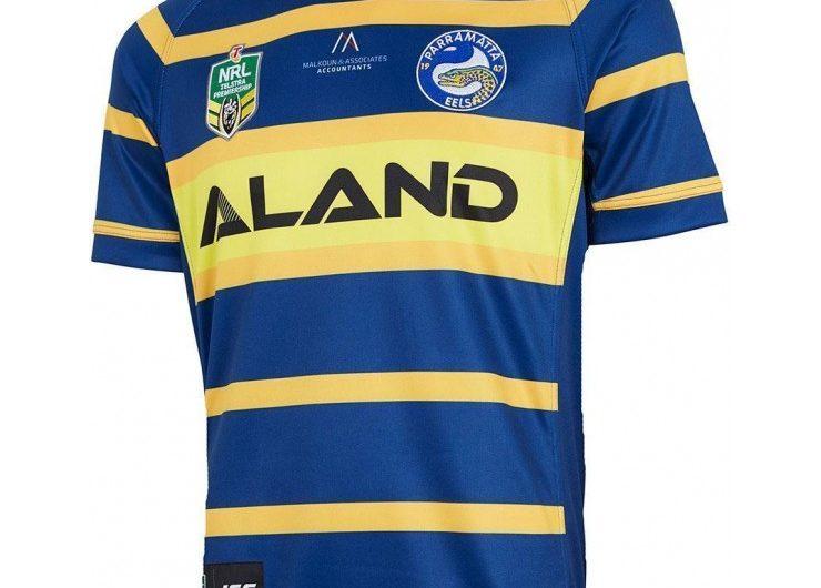 Camisetas rugby North Queensland Cowboys NRL 2019