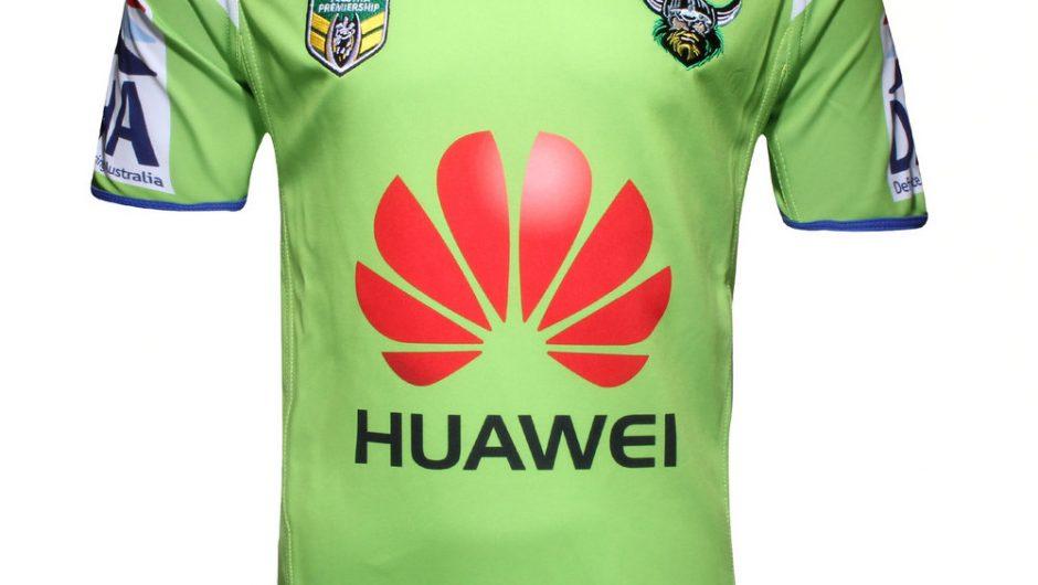 Canberra Raiders NRL 2015 ISC Hogar y Camisas Alternas