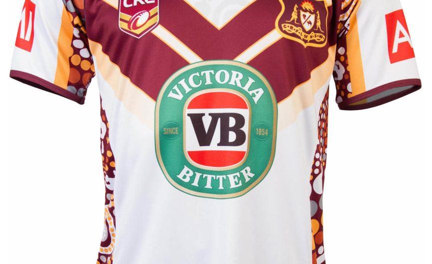 Camiseta Australian Kangaroos Rugby RLWC 2017