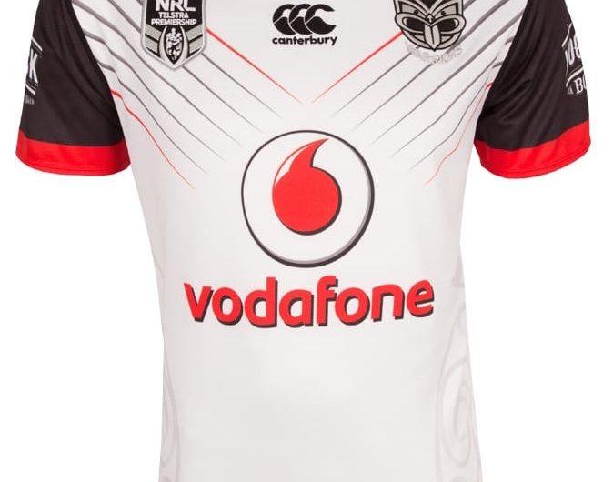 Camiseta Warriors Rugby 2017 Local