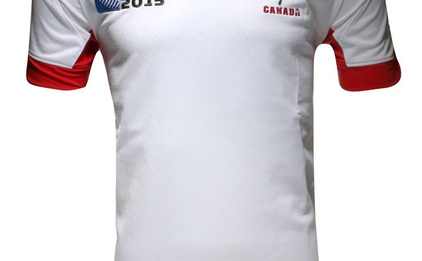 Canada Rugby Under Armour Rugby World Cup 2015 Camiseta alternativa