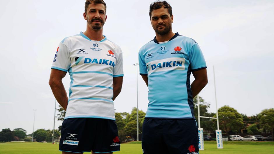 NSW Waratahs revela las camisetas XBlades 2020