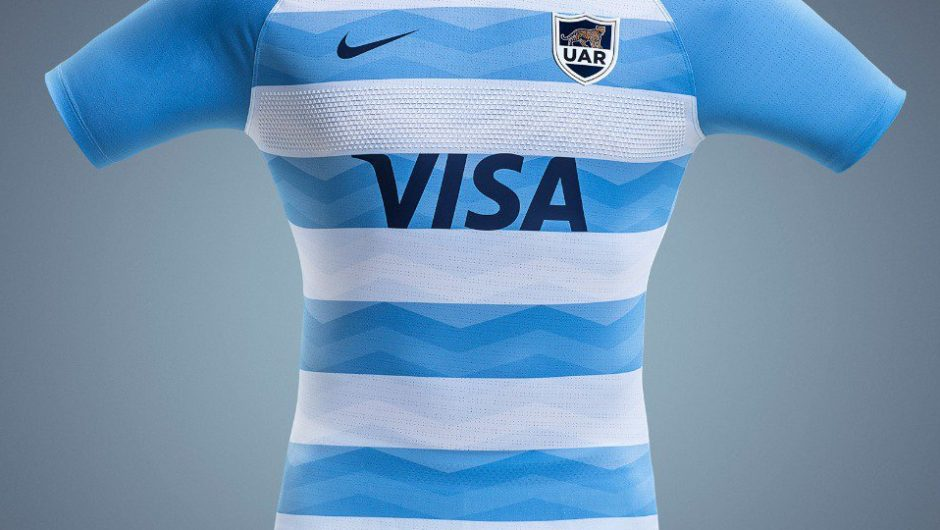 Argentina Pumas 2018/18 Nike Local y camisetas alternativas(1)