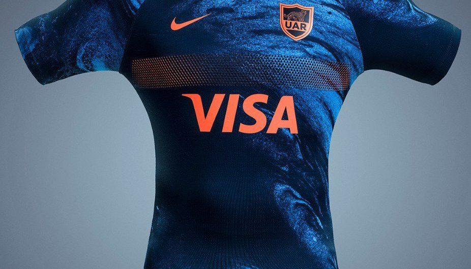 Argentina Pumas 2018/18 Nike Local y camisetas alternativas(2)