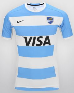 Argentina Pumas 2015/16 Nike Primera Camisa