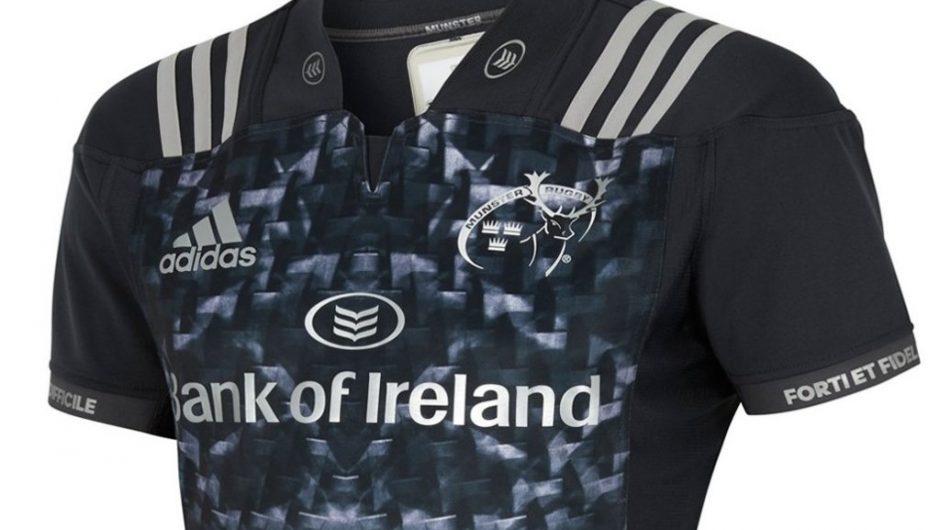 Munster Rugby Adidas 2020 Camiseta Visitante