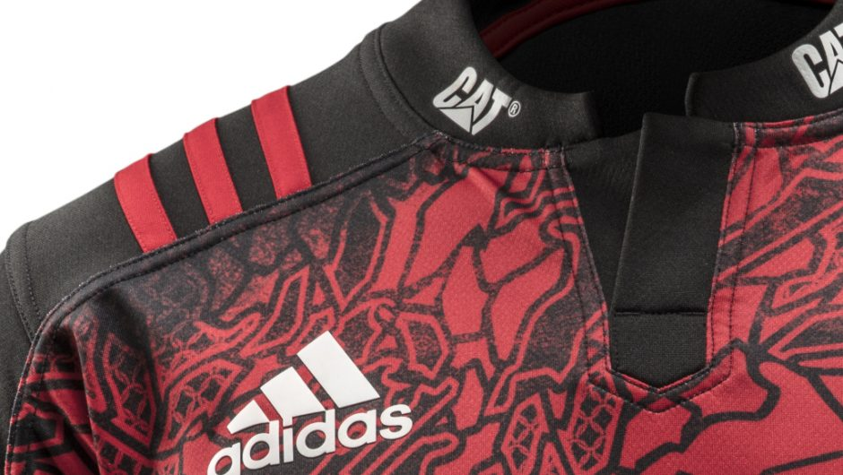 Maillot Crusaders Adidas Special Edition Lions Tour 2017