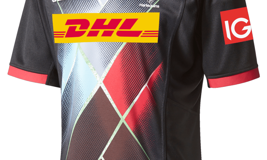 Camiseta Harlequins Rugby 2020 Adidas Charity / Big Game 10
