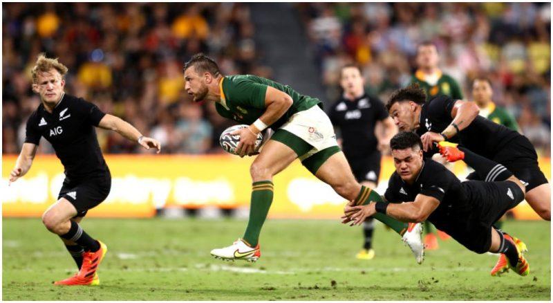 Jacques Nienaber cree que los Springboks «deberían» vencer a los All Blacks